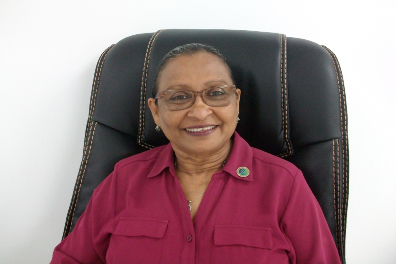 Mrs. Dianne Lalla-Rodrigues