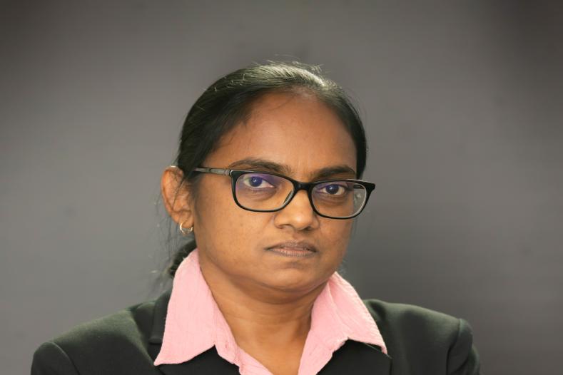 Ms. Ramrattie Karan
